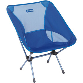 Helinox One Chaise, blue block/navy